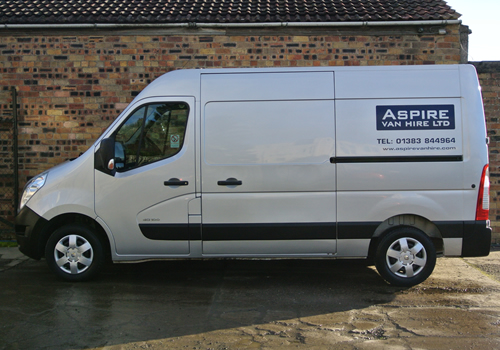 Van Rental and Van Hire in Fife